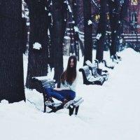 Зимняя сказка :: Анастасия Рыбалко