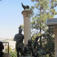 Церковь Петушиного крика. Иерусалим. :: Герович Лилия