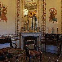 Елагин дворец. Фарфоровый кабинет. :: Елена Павлова (Смолова)