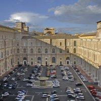 Ватиканский дворик :: M Marikfoto