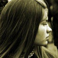 Портрет шахтинки :: Владимир Болдырев