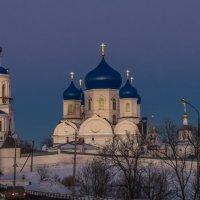 на закате,Боголюбово :: Сергей Цветков