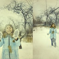 снежки :: Ирина Цветкова
