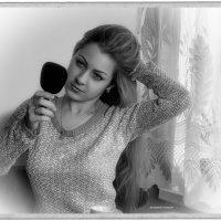 девушка :: татьяна мищенко