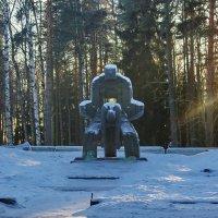 Памятник  «Молох тоталитаризма». Жертвам террора и репрессий. :: Ирина Нафаня