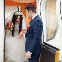 Свадьба Сергея и Ани :: Екатерина Жукова