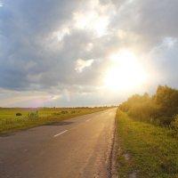 Дорога к свету :: Артем Рязанцев