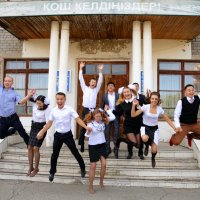 одноклассники, 10 лет спустя :: Оксана Жукова