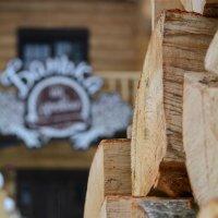 Банька на дровах :: Оксана Лаврентьева