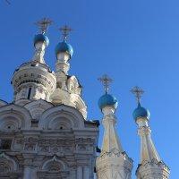 Храм Рождества Пресвятой Богородицы в Путинках :: Соколов Сергей Васильевич