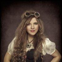 Steampunk models. :: Elena Klimova