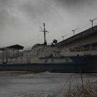 На зимней стоянке... :: Дмитрий Гончаренко