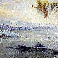 морские ангелы хранители :: Олег Лукьянов