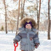 мороз и солнце :: Татьяна Левкина (Кулакова)