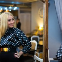Фотосессия в кафе :: Генка Дорохин