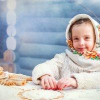Варвара-краса :: Elena