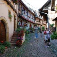 Сохранилась старинная городская планировка. :: Anna Gornostayeva
