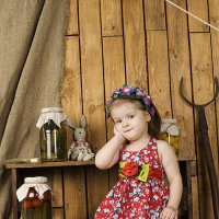 мала девица :: Юлия Скиданова