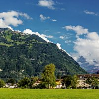 The Alps 2014 Switzerland Interlaken :: Arturs Ancans