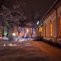 Великий Новгород зимний 11 :: Константин Жирнов