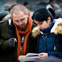 На книжном базаре :: Юрий Гординский