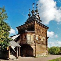 Церковь Георгия Победоносца :: Nikolay Monahov