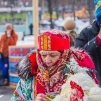 продавщица сладостей :: Дмитрий Сушкин