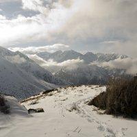 Высокие горы :: Александр Грищенко