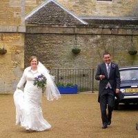 Английская свадьба :: Елена