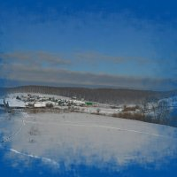 Зимняя дорожка :: Равиль Хакимов