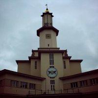 ратуша івано-франківська :: Ілона Орлова