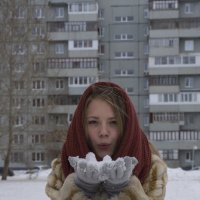 зимний портрет :: Рома Губский