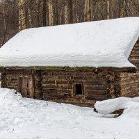 Заброшенный дом :: Александр