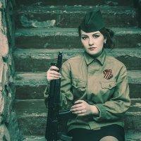 К защите отечества готова!!! :: Роман