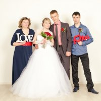 Свадьба 14.02.2015 :: Александр Салов