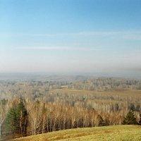 Вид с Улантовой горы. :: Евгений Золотаев