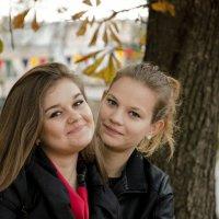Рита и Маша. :: Раскосов Николай