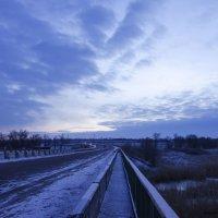 По дороге с облаками)) :: Ксения Довгопол