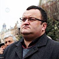 Олександр Каспрук, чернівецький голова :: Степан Карачко