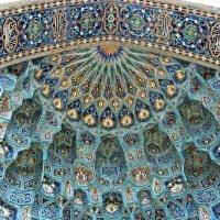 Санкт-Петербургская Соборная мечеть (Татарская мечеть) :: Елена Павлова (Смолова)