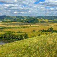 Просторы Башкортостана :: Любовь Потеряхина