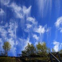 Небеса заполярье :: Андрей Соловьёв