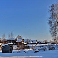 домик неизвестного архитектора :: Petr Popov