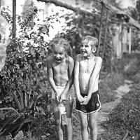 летние  дети :: игорь Букин