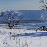 Волга зимой :: generalov545
