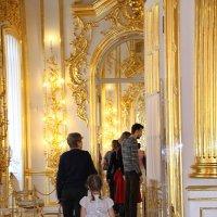 Через Золотую анфиладу Екатерининского дворца... :: Tatiana Markova