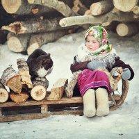 Лукерья :: Ольга Васильева