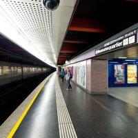 Метро в Вене :: BluesMaker