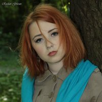 Влюблённый лисёнок-11. :: Руслан Грицунь
