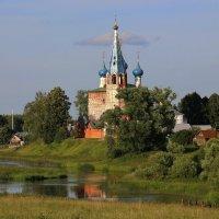 Дунилово. Церковь Казанской иконы Божией Матери. :: Leonid 44